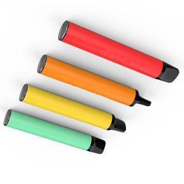 1500 Puffs Big Capacity Smooth Vapor Hit Disposable Electric Cigarette